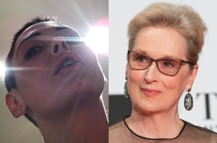 Meryl Streep Responds to Rose McGowan's Accusations of Hypocrisy for Working with Harvey Weinstein