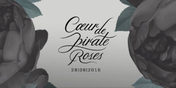 Coeur de pirate Stops to Smell the 'Roses' on New Album