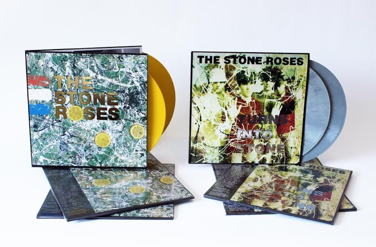 The Stone Roses Treated to Remastered Vinyl Reissues