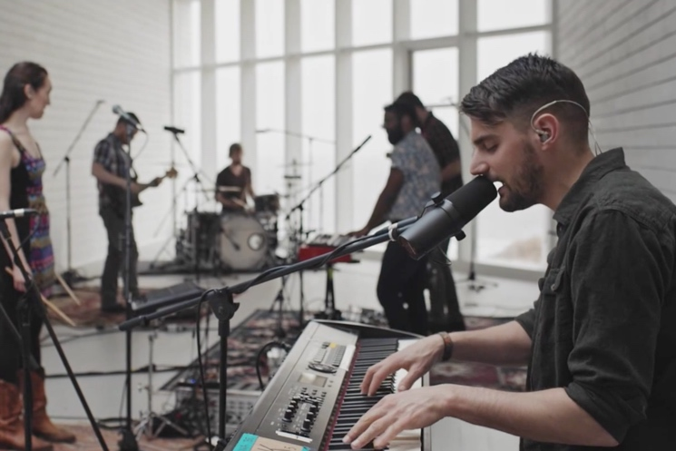 Hey Rosetta! 'Fogo Sessions' (short film)