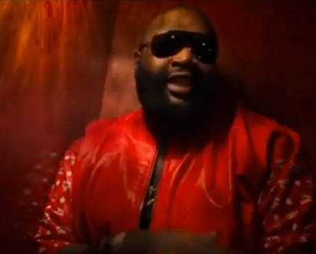 "Rick Ross ""Presidential"" (ft. Elijah Blake) (video)"