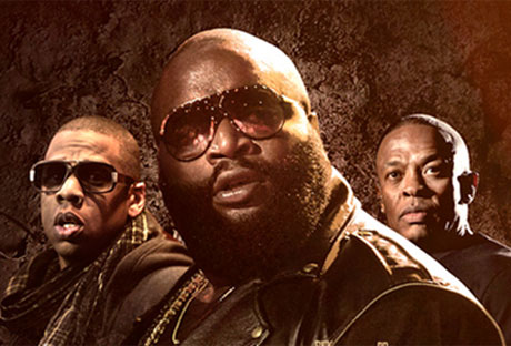 "Rick Ross, Jay-Z and Dr. Dre Sued over Uncleared Sample in ""3 Kings"""