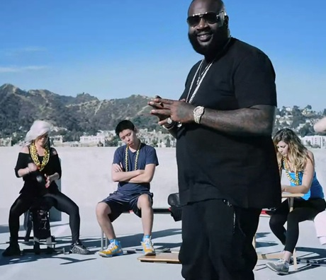 "Rick Ross ""All About the Money"" (Troy Ave remix)"