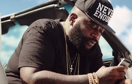"Rick Ross ""If They Knew"" (ft. K. Michelle) (video)"