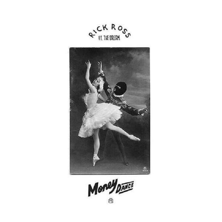"""Rick Ross """"Money Dance"""" (ft. The-Dream)"""