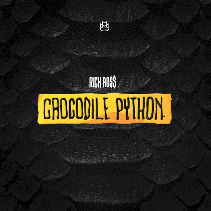 "Rick Ross ""Crocodile Python"""