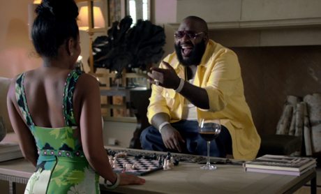 "Rick Ross ""Touch'N You"" (ft. Usher) (video)"