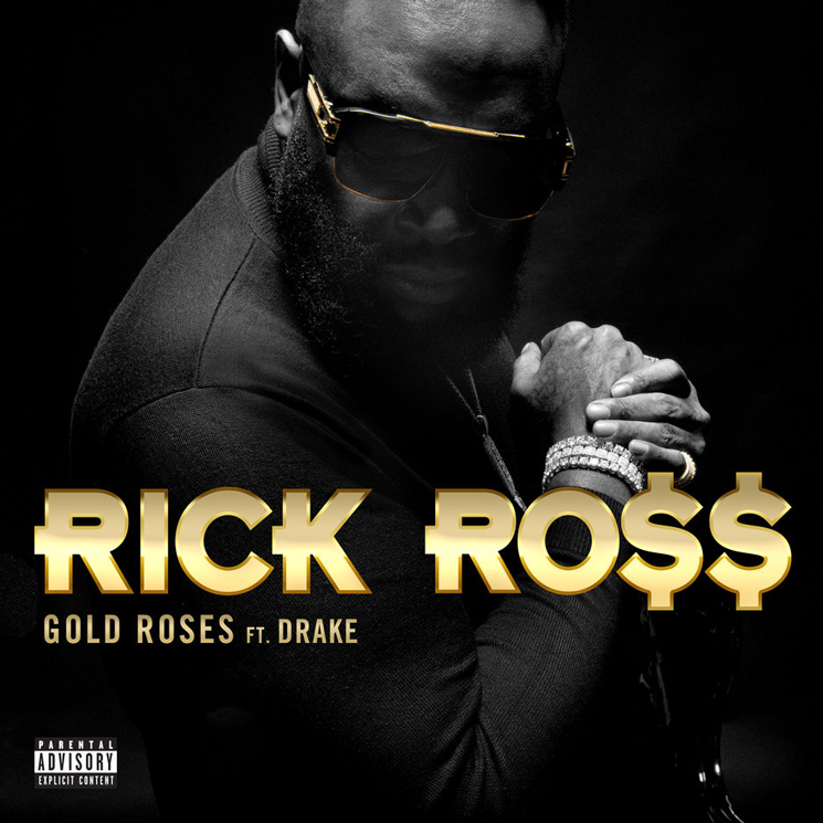 "Drake and Rick Ross Reunite for ""Gold Roses"""