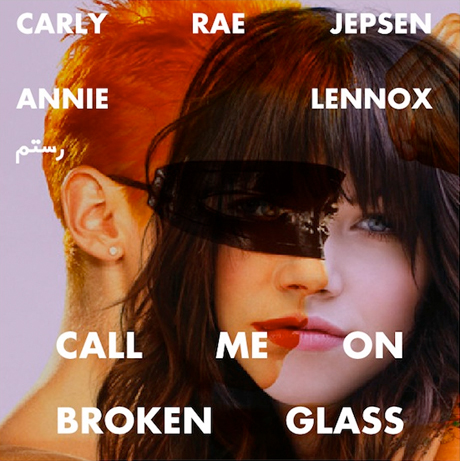 "Rostam ""Call Me On Broken Glass"" (Carly Rae Jepsen/Annie Lennox mash-up)"