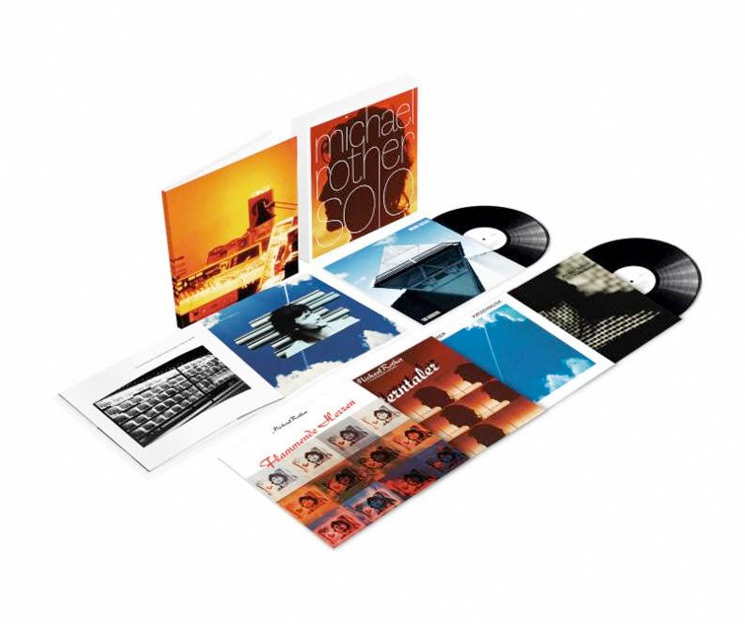 Neu!/Harmonia Legend Michael Rother Unveils 'Solo' Box Set