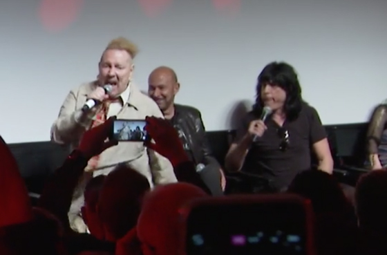 Watch Johnny Rotten and Marky Ramone Lose It on Each Other During a Punk Panel