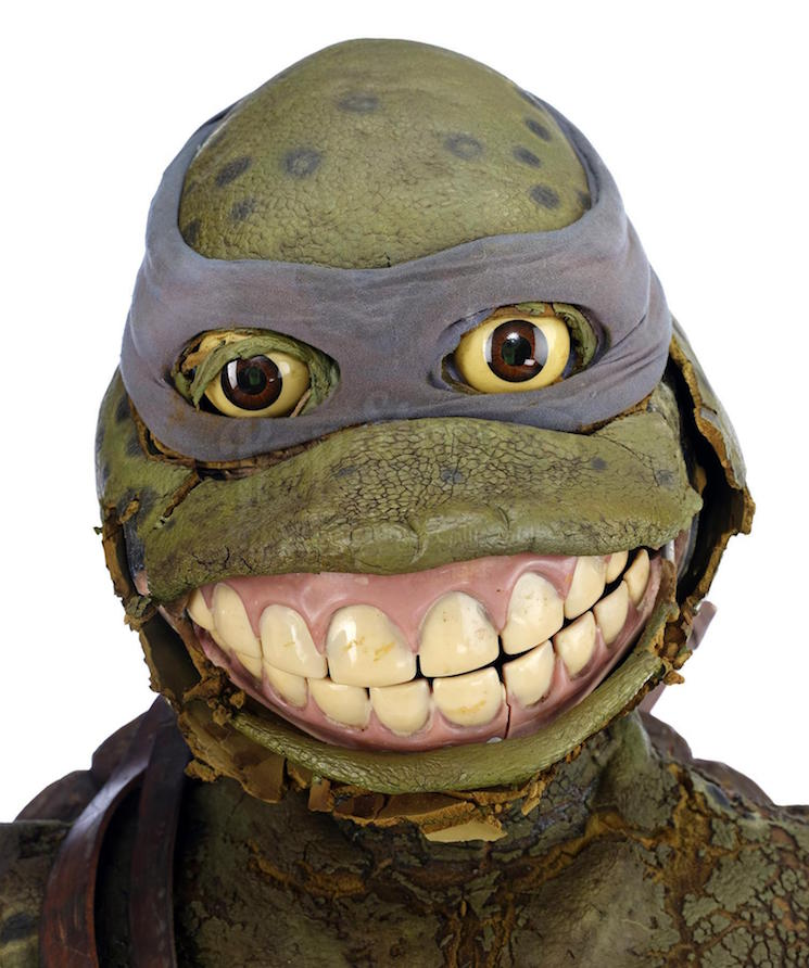 This Rotting, Nightmare-Inducing 'Teenage Mutant Ninja Turtles' Costume Can Be Yours for $20,000