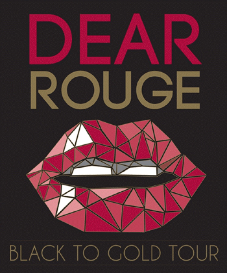Dear Rouge and Rah Rah Team Up for North American Tour