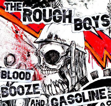 The Rough Boys 'Blood Booze and Gasoline' (EP Stream)