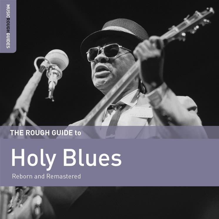 Various  The Rough Guide to Holy Blues