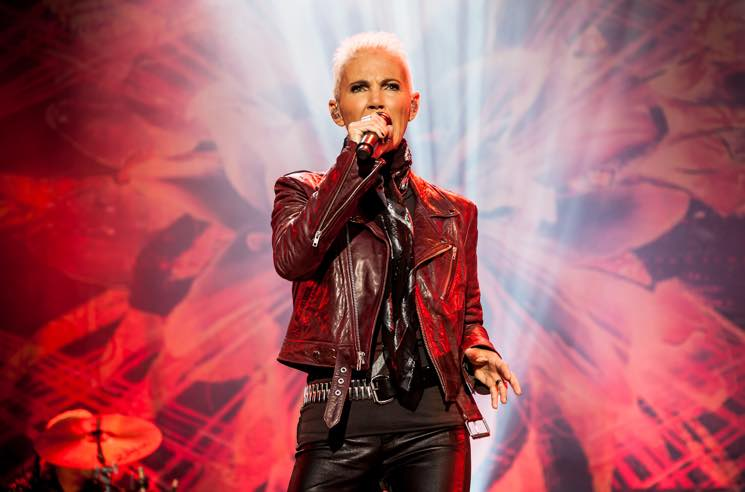 ​Roxette's Marie Fredriksson Dead at 61