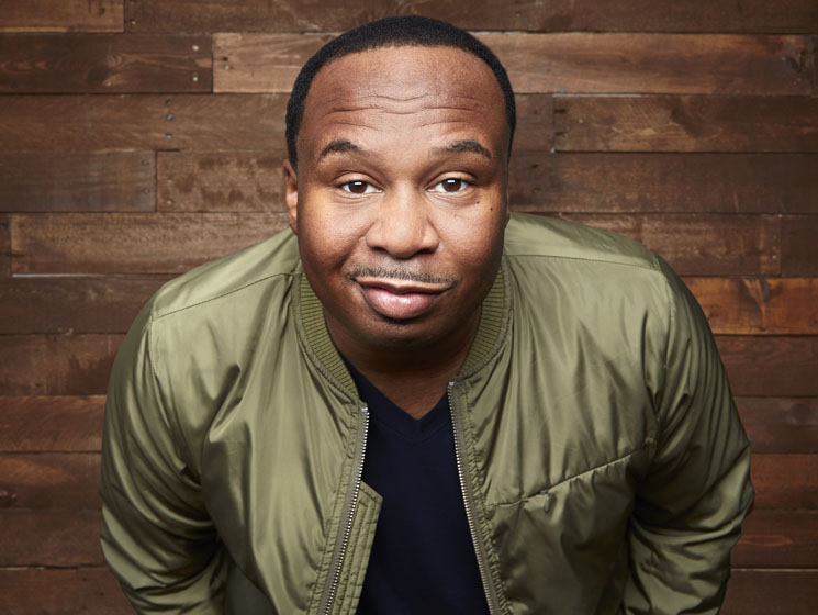 Roy Wood Jr. Just For Laughs, Montreal QC, July 27