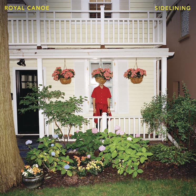 Royal Canoe Unveil New Album 'Sidelining'