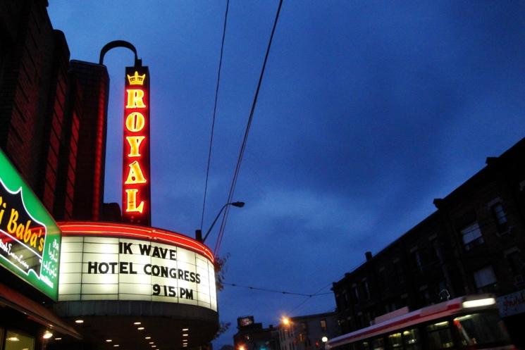 No, Toronto's Royal Cinema Is Not Closing Down