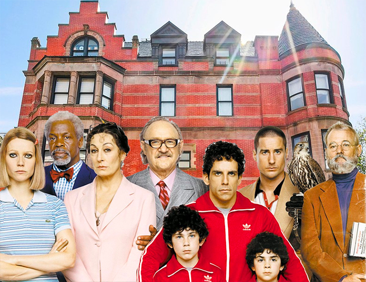 You Can Rent the House from Wes Anderson's 'The Royal Tenenbaums'