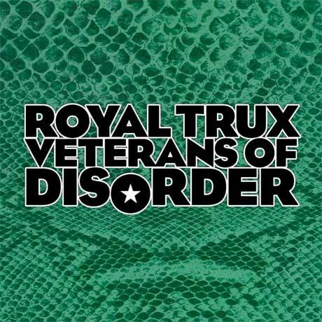 Royal Trux's 'Veterans of Disorder' Set for Reissue