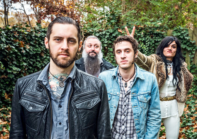 ​Royal Thunder Open Up About 'Crooked Doors'