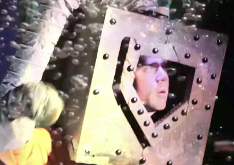 "Royal Canoe ""Hold onto the Metal"" (video)"