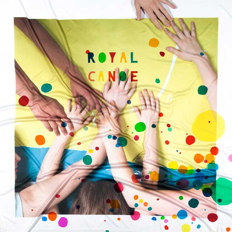 Royal Canoe Return with 'Something Got Lost Between Here and the Orbit'