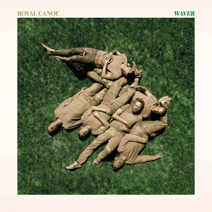 "Royal Canoe Share New 'Waver' Song ""Peep This"""