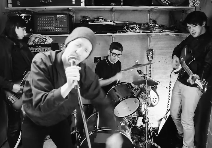 "Royal Headache ""Carolina"" (video)"