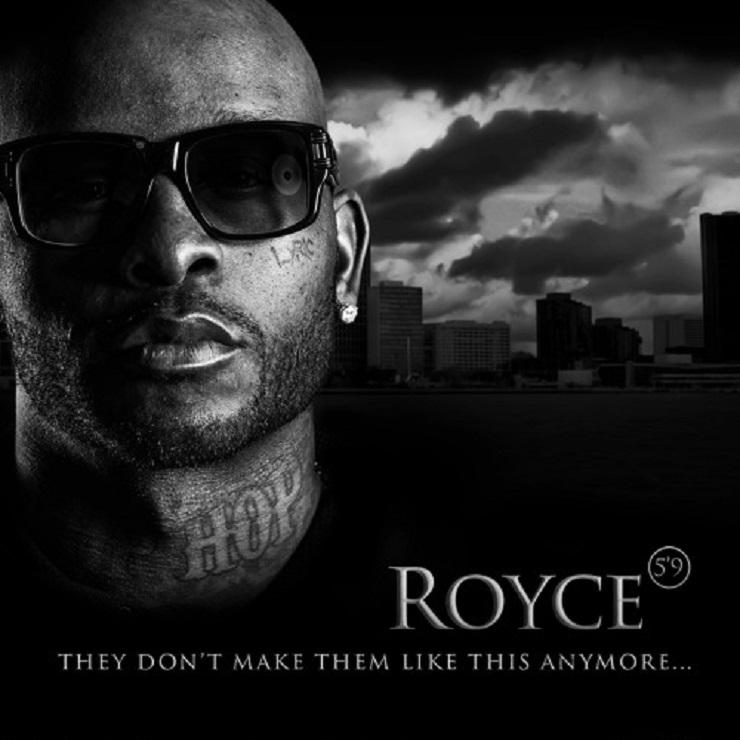 Royce Da 5'9' 'T.D.M.T.L.T.A.'