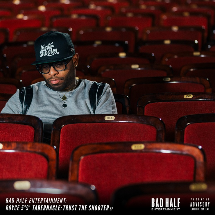 "Royce Da 5'9""  'Tabernacle: Trust the Shooter' (mixtape)"