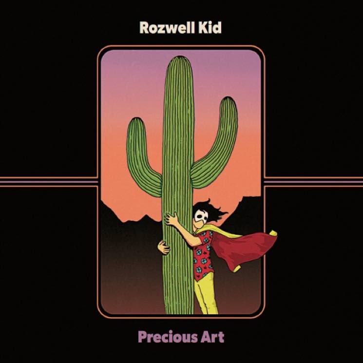 Rozwell Kid Precious Art