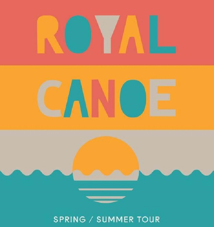 Royal Canoe Map Out Canadian Tour
