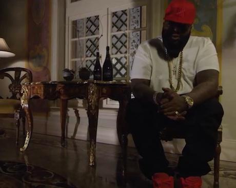 """Rick Ross """"Rich Is Gangsta"""" (video)"""