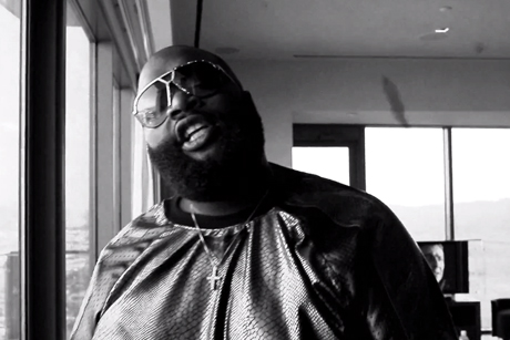 "Rick Ross ""No Games"" (ft. Future)"