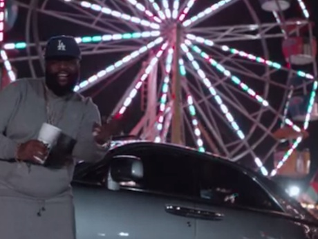 """Rick Ross """"Bound 2"""" (freestyle) (video)"""