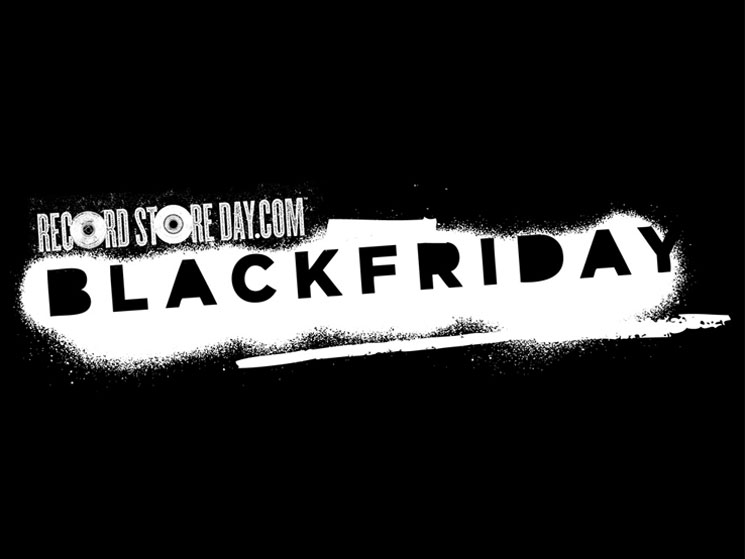 Here's Record Store Day's Full List of 2017 Black Friday Releases