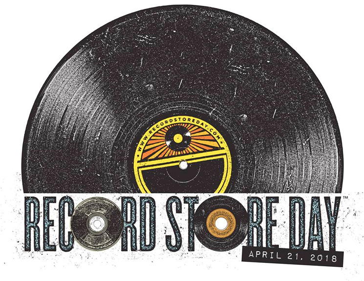 Here's the Official 2018 List of Record Store Day Releases