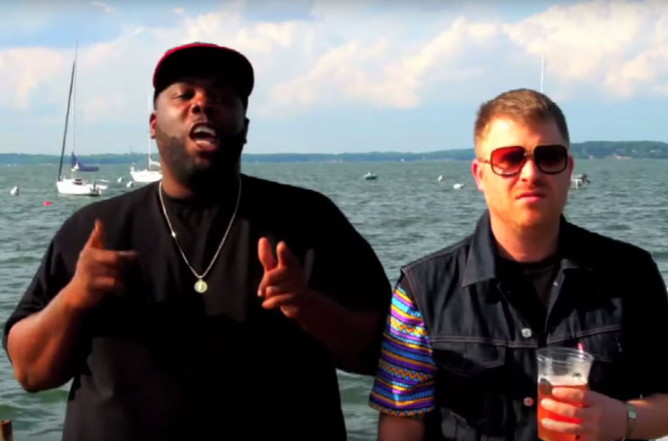 "Run the Jewels ""Get It"" (video)"