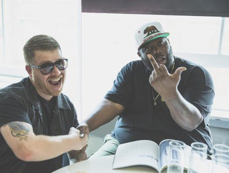 Run the Jewels Unveil 'RTJ2' LP, Share 'Blockbuster Night Part 1'