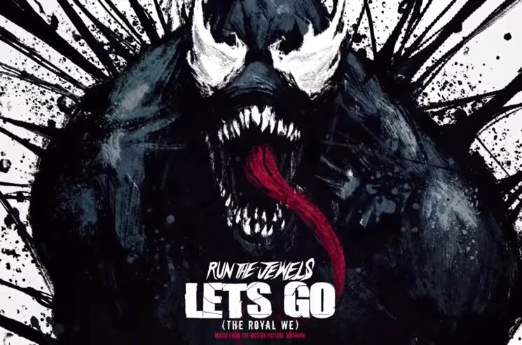 "Run the Jewels Drop 'Venom' Track ""Let's Go (The Royal We)"""