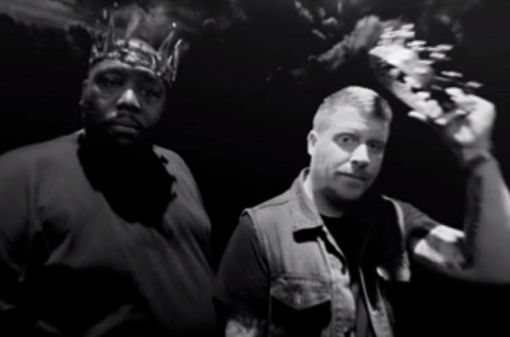 Run the Jewels 'Crown' (360-degree video)