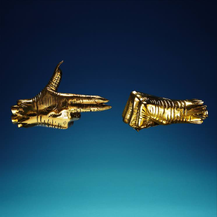 ​Run the Jewels Detail 'RTJ3' LP, Share New Single