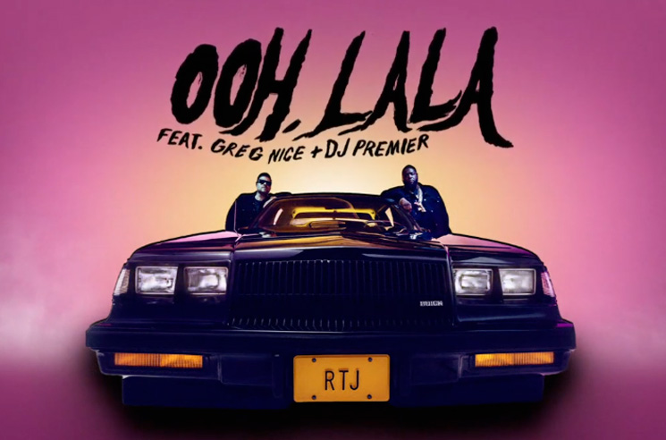 Run The Jewels share new track 'Ooh LA LA'