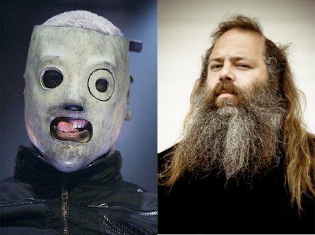 Beefs 2011: Slipknot's Corey Taylor Calls Rick Rubin 'Overrated and Overpaid'