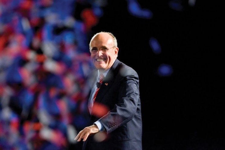 Rudy Giuliani Documentary in the Works from 'Rolling Stone'