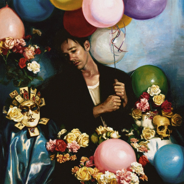 "Nate Ruess ""What This World Is Coming To"""