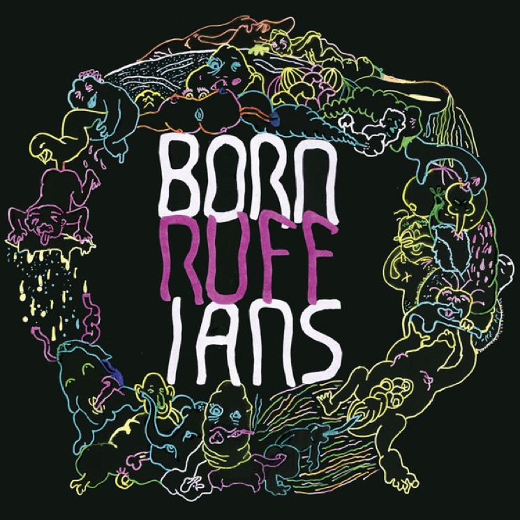 Born Ruffians Announce 'RUFF' LP, Share New Song
