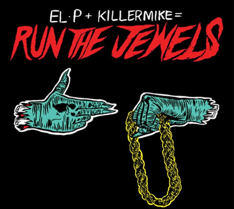 El-P and Killer Mike Line Up Debut LP as Run the Jewels, Map Out North American Tour